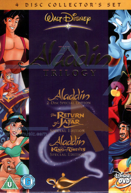 The Aladdin Trilogy by Various