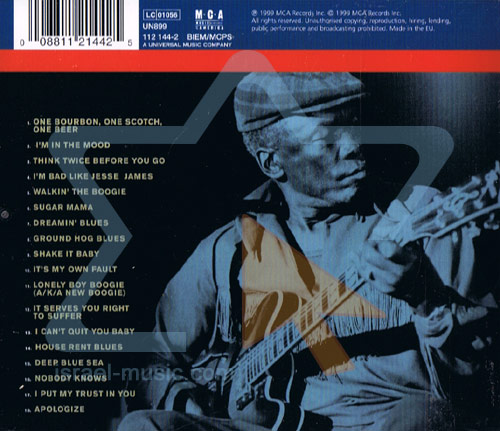 Classic by John Lee Hooker