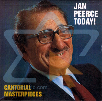 Jan Peerce Today! - Jan Peerce
