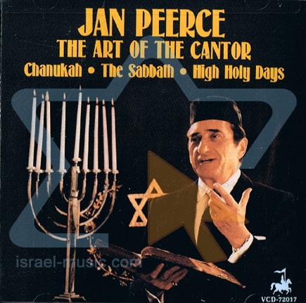 The Art of the Cantor by Jan Peerce