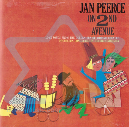 On 2nd Avenue - Jan Peerce