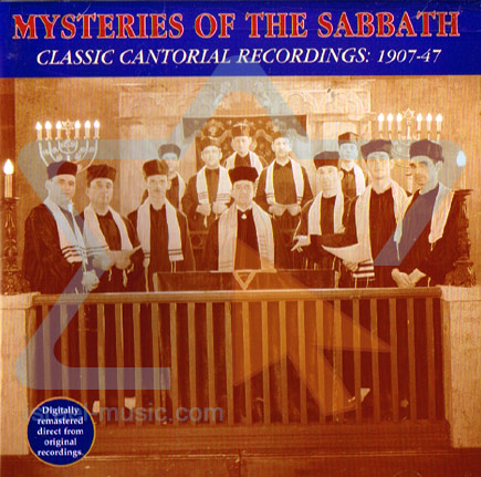 Mysteries of the Sabbath - Various
