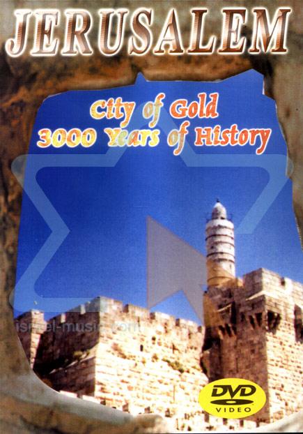 Jerusalem - City of Gold - Various