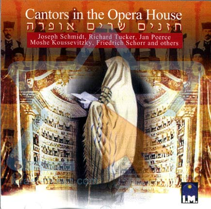 Cantors in the Opera House by Various