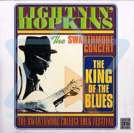 Swarthmore Concert by Lightnin' Hopkins