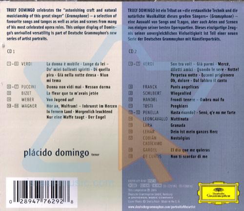 Truly Domingo by Placido Domingo