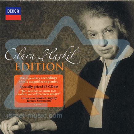 Calara Haskil Edition by Clara Haskil
