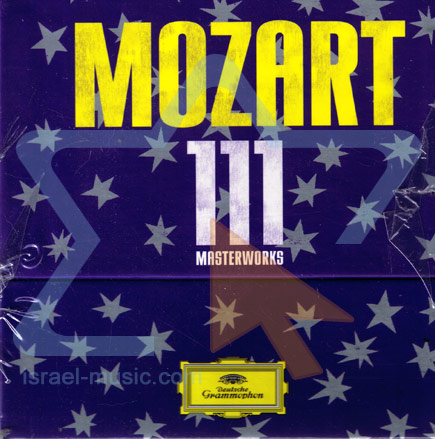 Mozart - 111 Masterworks by Various