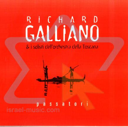 Passatori by Richard Galliano