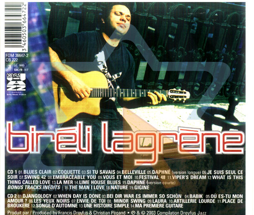 The Complete Gipsy Project by Bireli Lagrene