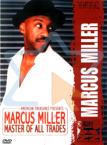Master of All Trades by Marcus Miller
