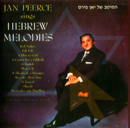 Sings Hebrew Melodies Por Jan Peerce