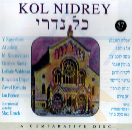 Kol Nidrey Von Various