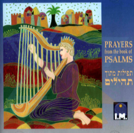 Prayers from the Book of Psalms Von Various