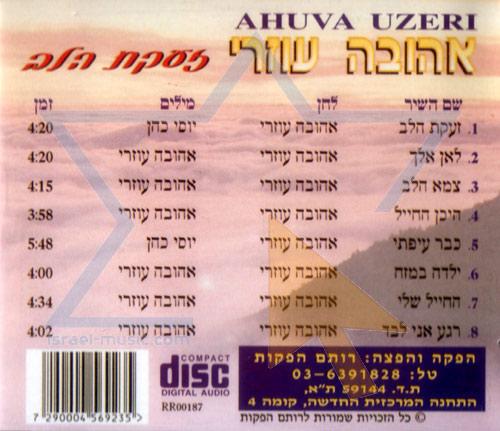 The Heart Shouts by Ahuva Ozeri
