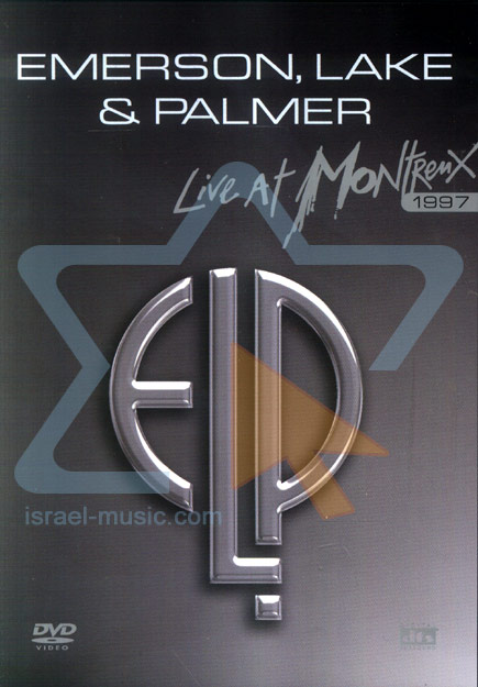 Live at Montreux 1997 by Emerson, Lake and Palmer