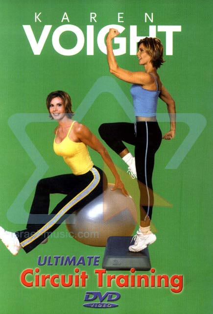 Ultimate Circuit Training Par Karen Voight