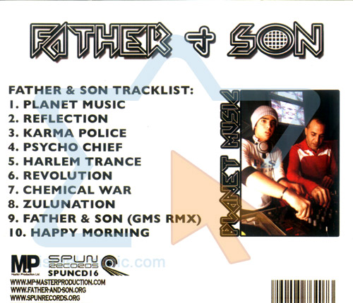 Planet Music by Father & Son