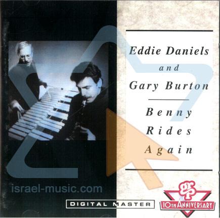 Benny Rides Again by Eddie Daniels