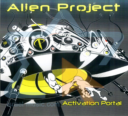 Activation Portal by Alien Project