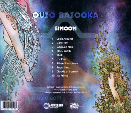 Simoom - Ouzo Bazooka