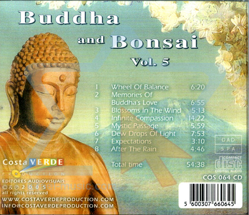 Buddha and Bonsai - Part 5 by Various