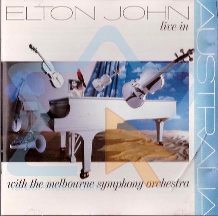 Live in Australia - Elton John