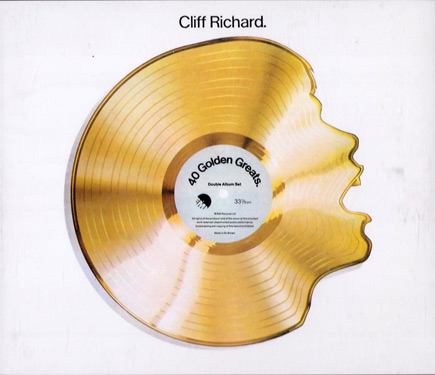 40 Golden Hits by Cliff Richard