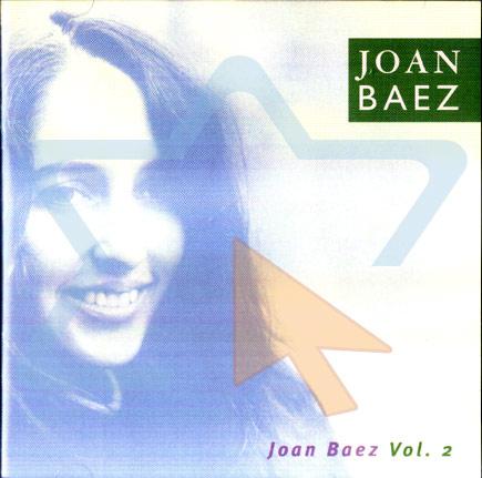 Vol. 2 by Joan Baez