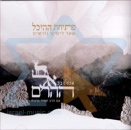Ptichat Ha'Heichal - The Gate to the High Holidays Por El He'Harim Ensemble with Rabbi Tamir Granot