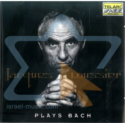 Plays Bach के द्वारा Jacques Loussier