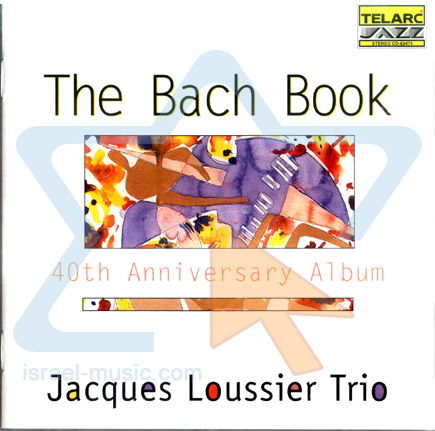 The Bach Book के द्वारा Jacques Loussier