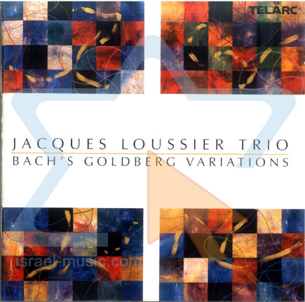 Bach - Goldberg Variations Par Jacques Loussier