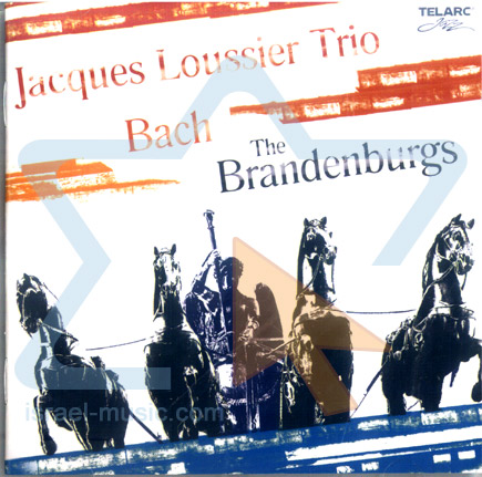 Bach - The Brandenburgs by Jacques Loussier