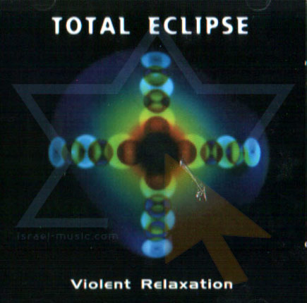 Violent Relaxation by Total Eclipse