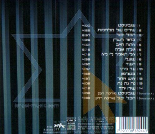 War Songs by Habalyanim