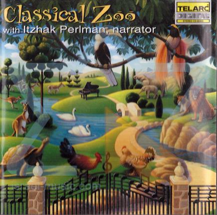 Classical Zoo by Itzhak Perlman
