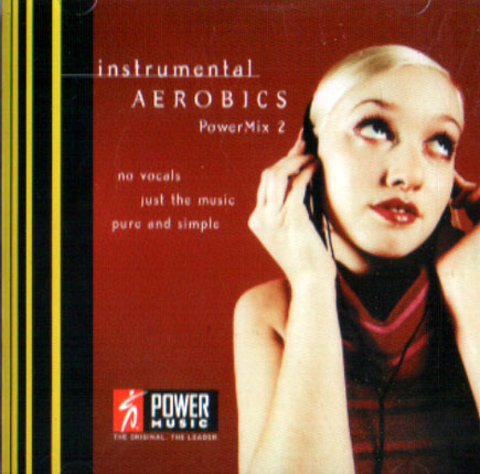 Volume 02 by Instrumental Aerobics