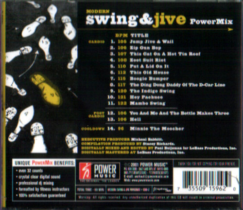 Volume 01 by Modern Swing & Jive