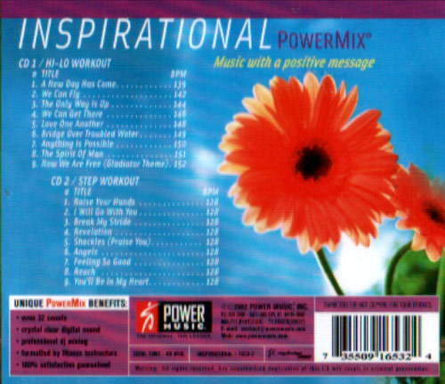 Volume 01 by Inspirational Power Mix