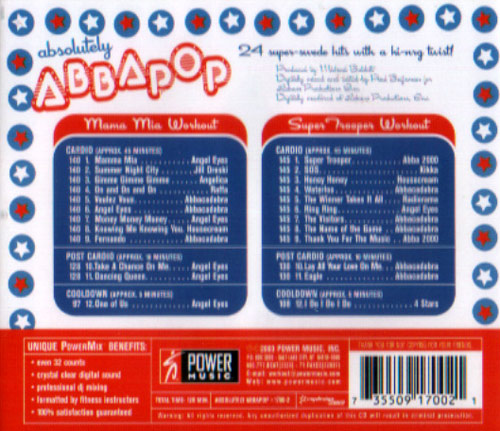 Volume 01 by Absolutely Abbapop