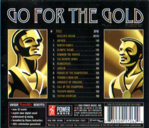 Volume 01 by Go for the Gold