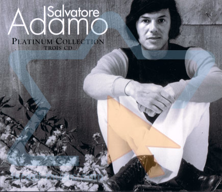 Platinum Collection by Salvatore Adamo