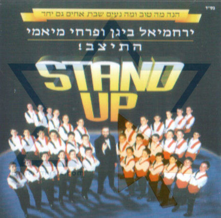 Stand Up Por Yerachmiel Begun and the Miami Boys Choir