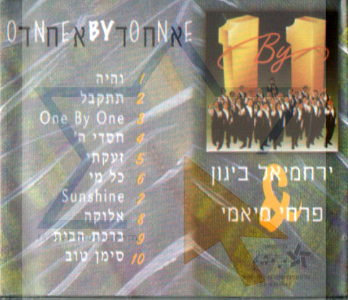 One By One by Yerachmiel Begun and the Miami Boys Choir