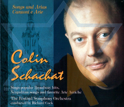 Songs and Arias by Colin Schachat