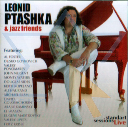 Leonid Patshka and Jazz Friends by Various