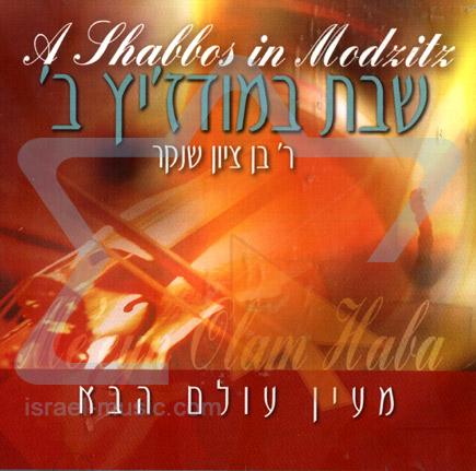 A Shabbat in Modzitz 2 - Me'eyn Olam Haba by Ben Zion Shenker