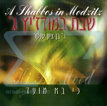 A Shabbat in Modzitz 3 - Ki Ba Moed by Ben Zion Shenker