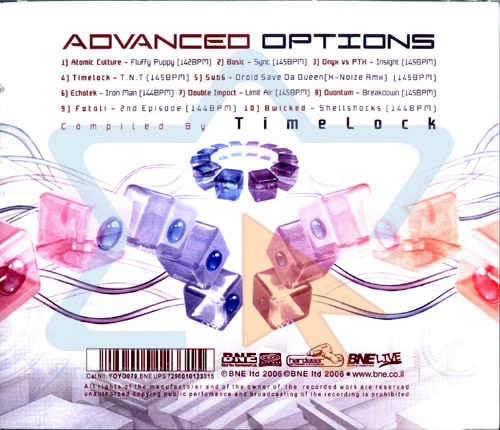 Advanced Options 1 by Various